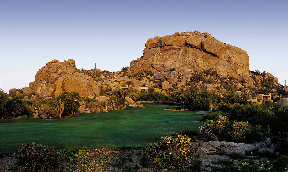 93. The Boulders Club (South)                        Carefree, Ariz. -- $80-$220, theboulders.com