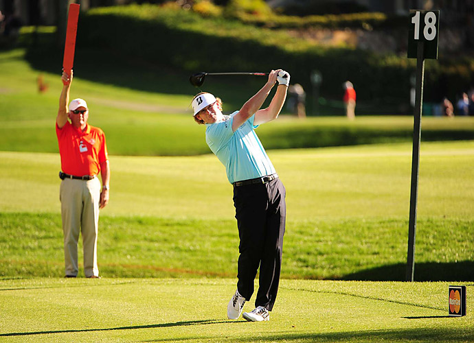 Snedeker has four top-3 finishes in five events in 2013, including a victory in his last start at the Pebble Beach Pro-Am.