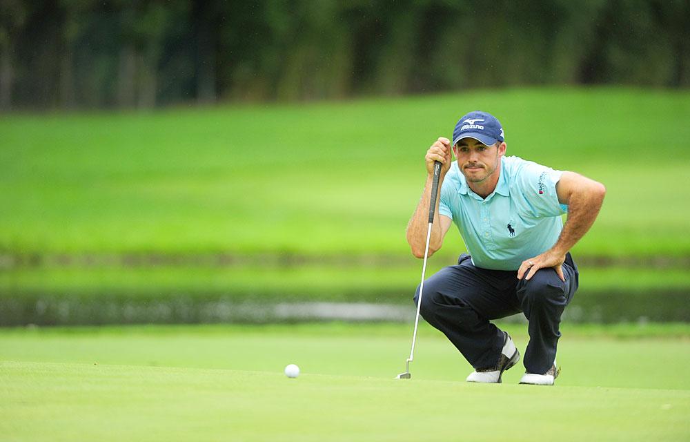 Jonathan Byrd                       How He Got to Kapalua: Won the Hyundai Tournament of Champions