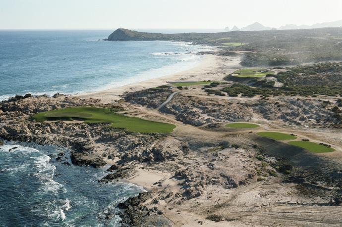 97. Cabo del Sol (Ocean)                       Cabo San Lucas, Mexico                       More Top 100 Courses in the World: 100-76 75-5150-2625-1