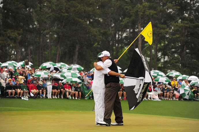 Cabrera, the 2009 Masters champion, answered with a birdie to force the playoff.