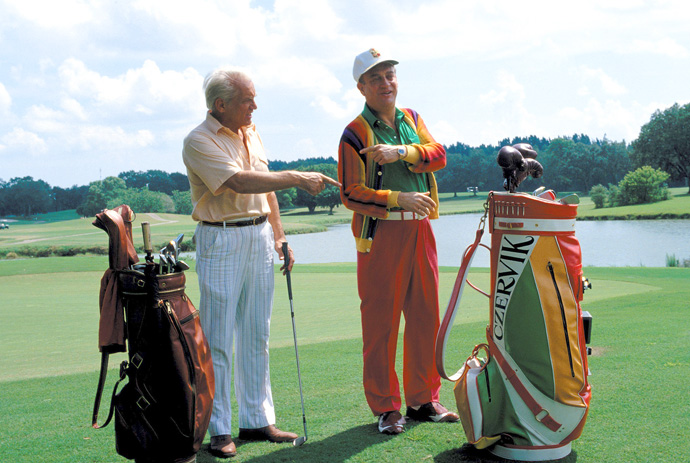 Judge Elihu Smails vs. Al Czervik                       The Snob against the Slob. The Everyman versus the Elitist. Caddyshack rivals and country club archtypes, they embody two extremes of golf culture. Fictional, sure. But their comedic clashes still get at something real.