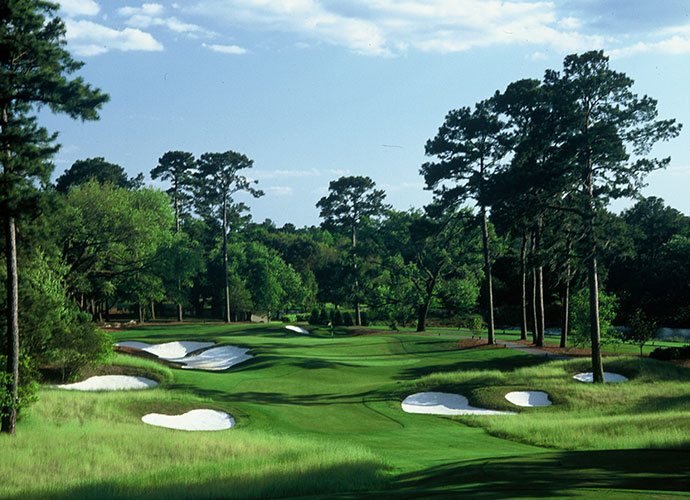 27. Caledonia Golf & Fish Club Pawleys Island, S.C.; Mike Strantz (1994) -- $90-$200, fishclub.com