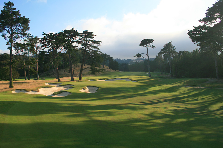 "California Golf Club of San Francisco (No. 97 U.S.): Forget the unwieldy name — those in the know simply call it the ""Cal Club"" — but remember the layout. Originally routed by Willie Locke, then constructed in 1926 by architect A. Vernon Macan, Cal Club received the Alister MacKenzie treatment two years later, then eventually disappeared from ""Best Course"" lists. Fast forward to 2007, when Kyle Phillips created five new holes, felled trees to open up the city skyline and mountain views and sculpted a set of bunkers that has few equals. It's easy to be overlooked in a city that boasts the Olympic Club, San Francisco Golf Club and Harding Park, but the Cal Club is a must-see."