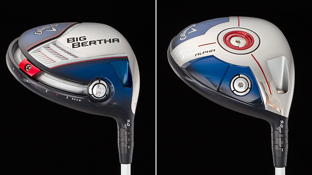 "Towards the end of the year, Callaway unveiled two new drivers: the Big Bertha and the Big Bertha Alpha. They are the first clubs in five years to carry the iconic ""Big Bertha"" name."