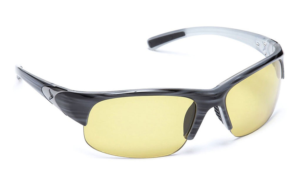 Callaway Hawk Transitions                       $200, callawaygolf.com                       Equipped with NEOX Transitions Adaptive Sunwear lenses, the Hawk automatically adjusts to changes in light while providing 100 percent UV protection. The distraction-free, semi-rimless design is lightweight and durable. Megol rubber nose and ear tips keep the glasses from slipping.