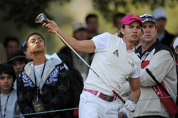 Camilo Villegas shot 73 and tied Furyk in fifth place.                       More From Golf.com                       • Gift guide for golfers                       • 2008 year in review                       • Sports Illustrated's photos of the year                       • Play Golf.com's Pro Challenge video game