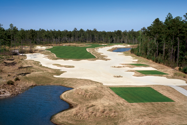 10. Cape Fear National at Brunswick Forest