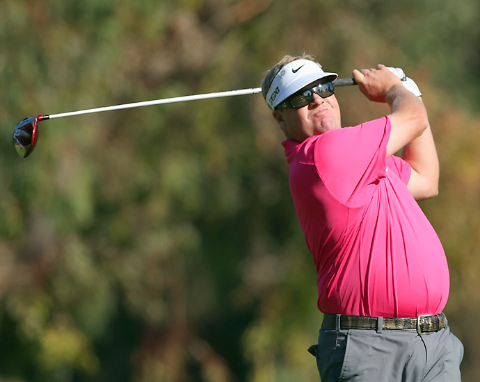 Check out what Nike clubs Carl Pettersson is putting into play on the PGA Tour in 2013.