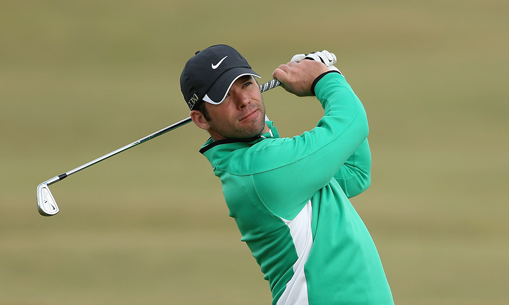 England's Paul Casey is also playing this week.