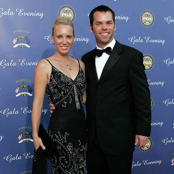 Jocelyn Hefner, with boyfriend Paul Casey.
