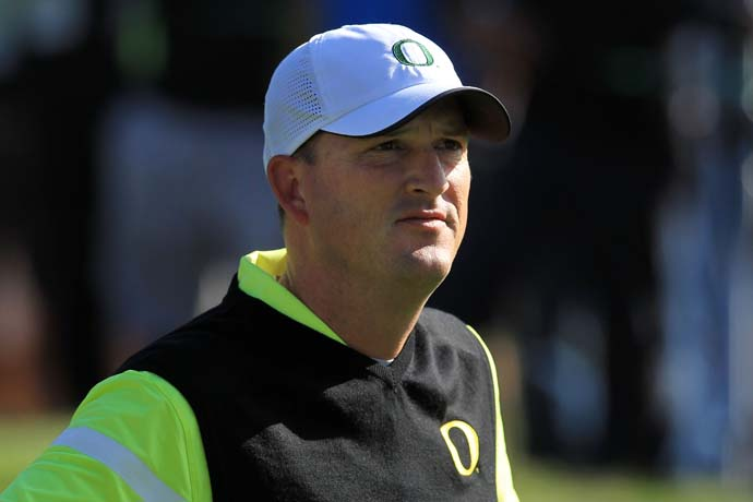 """I felt like I got on the bus and they ordered me to the back or even to get off.""                       --Oregon golf coach Casey Martin on not being allowed to drive a cart to watch a U.S. Junior Amateur qualifier. Martin, who is disabled, successfully sued the PGA Tour in 2001 to use a cart on Tour."