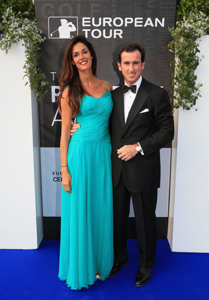 Gonzalo Fernandez-Castano and his wife, Alicia.