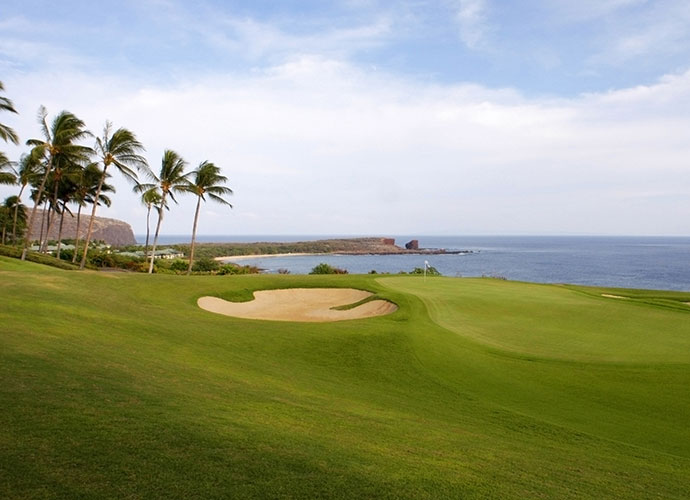 40. The Challenge at Manele Lana'l City, Lana'l, Hawaii; Jack Nicklaus (1993) -- $250-$295, fourseasons.com/manelebay