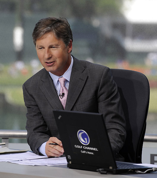 "Brandel Chamblee: The Golf Channel's Chamblee has been a frequent critic of Woods' swing changes, one time comparing Tiger's driver to a dead mackerel wrapped in newspaper. However, it was an article Chamblee penned for Golf.com that drew the worst of Tiger's ire. In the piece, Chamblee gave Tiger an F for his 2013 despite winning five times because he was ""a bit cavalier with the rules."" After the piece was published, Woods' agent threatened legal action. No lawsuit was ever filed."