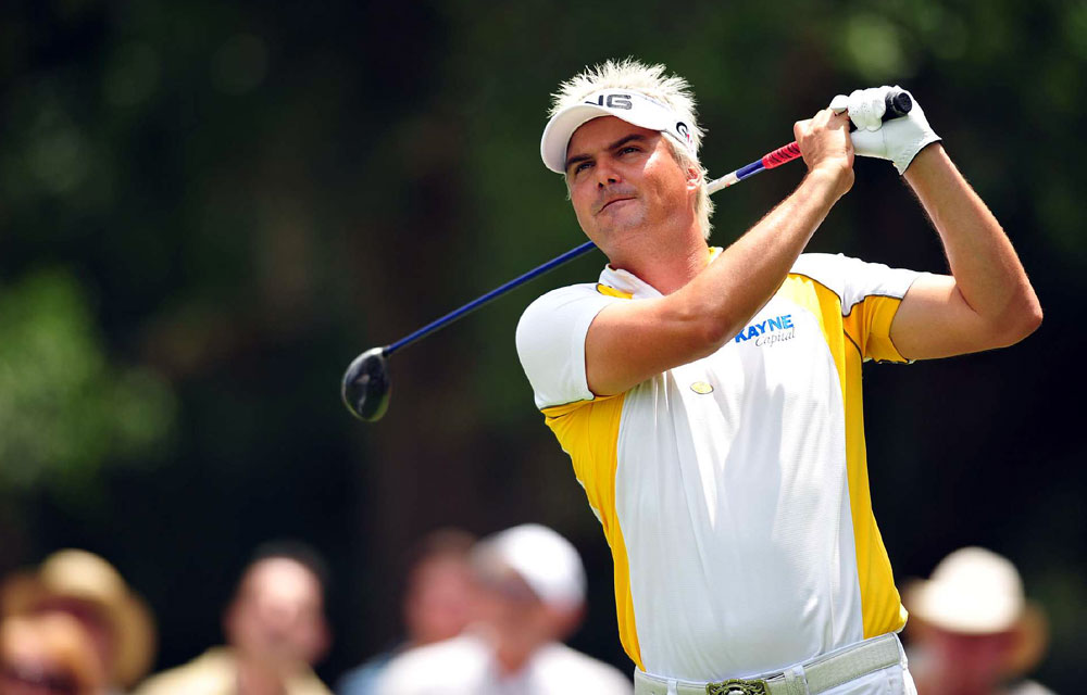 Daniel Chopra                       Claim to Fame: Two-time PGA Tour winner.
