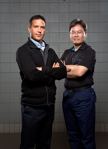 "Chris Como, 36, PGA Pro & Young-hoo Kwon, 52, Ph.D.: Chris Como is a PGA pro and a Golf Magazine Top 100 Teacher, and Young-hoo Kwon is a professor of biomechanics at Texas Woman's University in Dallas. Together, they're debunking much of the accepted wisdom about the golf swing because, as Kwon says, ""a lot of it was just plain wrong."""