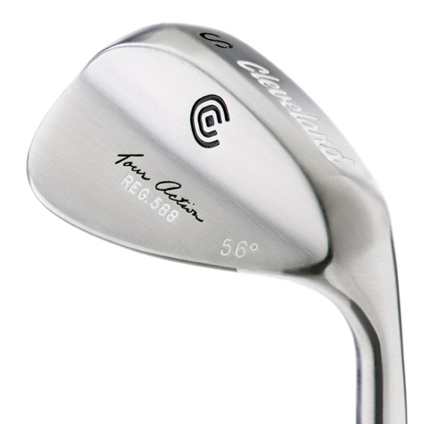 Cleveland 588 Wedges                       One of the best- (eight million) and longest-selling (24 years) clubs in history, the 588 was the first wedge with individually milled grooves. The 588 has more than 300 PGA Tour wins and 26 majors.
