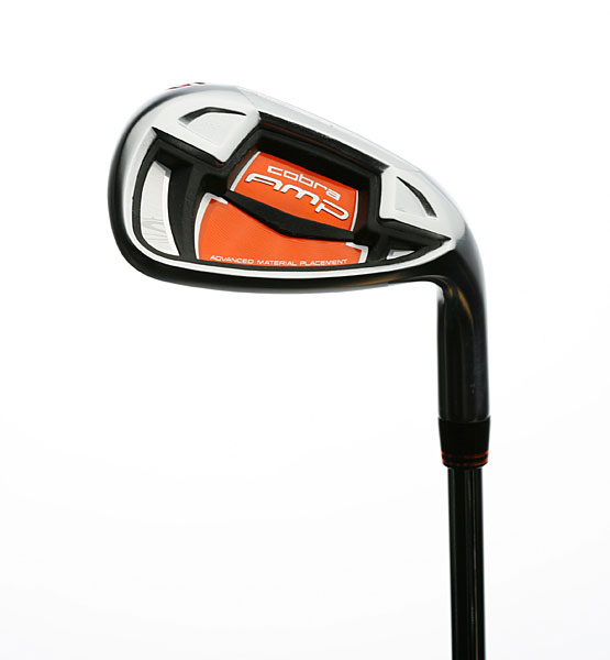 """Amped Up: Cobra has gone Rainbow Brite in honor of its new endorser, Rickie Fowler. The AMP cavity-back irons have """"vibrant orange"""" trim and orange grips, the men's Bafflers feature """"electric yellow"""" trim, and the women's AMP driver comes in """"lime punch."""" Sunglasses are recommended."""