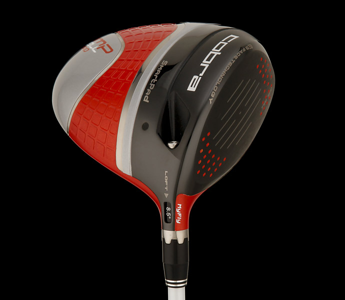 Cobra AMP Cell Pro Driver                       Read the complete review                       Price: $399