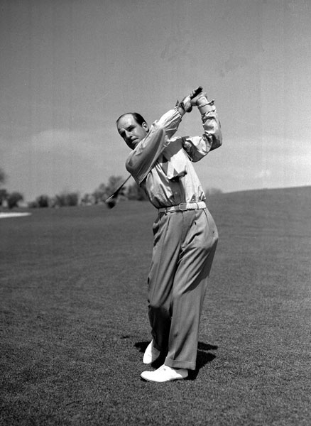 8. Harry Cooper                       Cooper was born in England but he moved to Texas when he was 10. He went on to win 31 Tour events between 1925 and 1941. In 1937, he won eight times, led the money list and won the first Vardon Trophy.