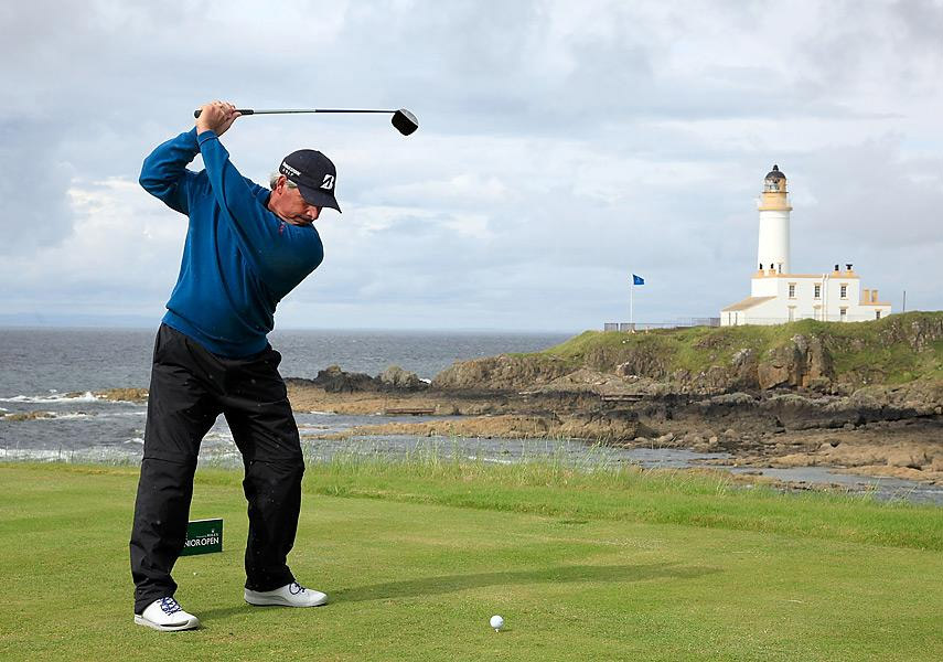 Couples won the 2012 Senior British Open in July, one of his eight victories since joining the Champions Tour at the age of 50.