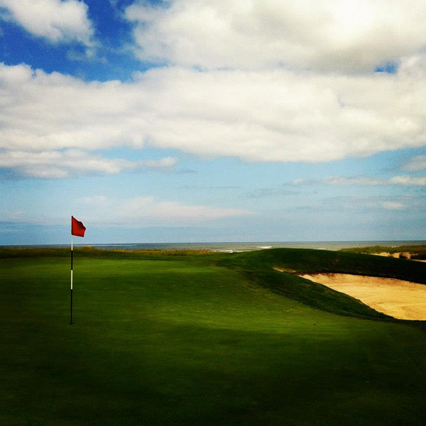 The Links at Crowbush Cove -- Prince Edward Island, Canada                       Submitted by Guy Gallant
