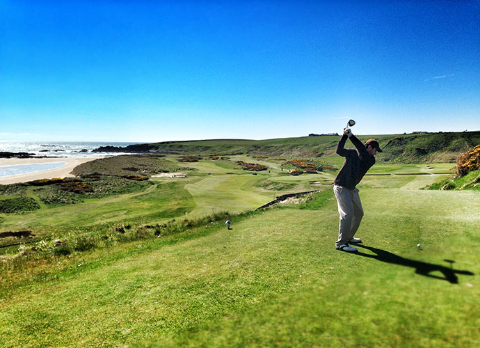 Cruden Bay Golf Club, Cruden Bay [011-44-1779-812285, crudenbaygolfclub.co.uk]: Drenched in quirky charm, this certified cult classic is a personal favorite of both Pete Dye and Tom Doak. Situated 23 miles north of Aberdeen and ranked 79th in the World, Cruden Bay offers one wild seaside adventure after the next, including holes overlooking the Water of Cruden and the fishing village of Port Erroll.
