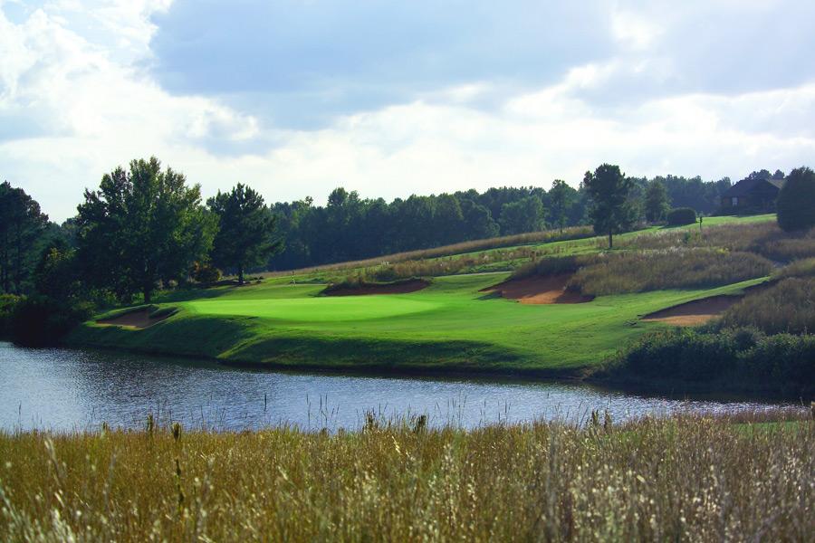 35. The Golf Club at Cuscowilla                      Eatonton, Ga. -- $120-$175, cuscowilla.com