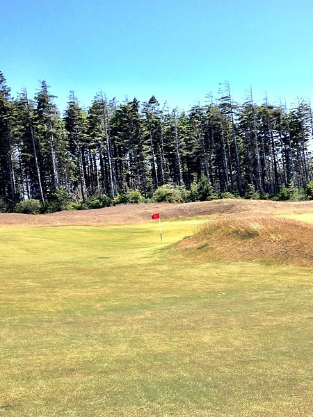 """""""@eamonlynch: Hole 54 in the books: 18 at Old Mac."""""""
