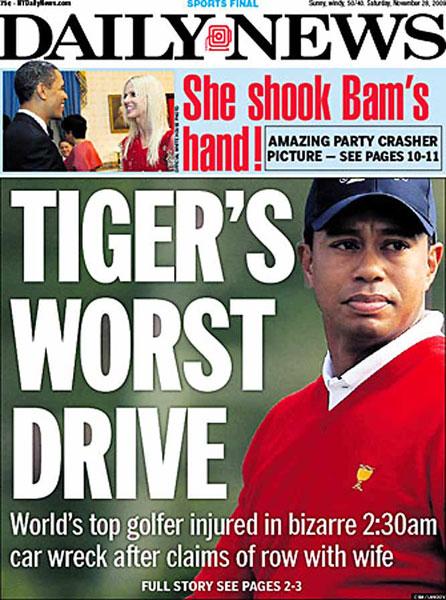 New York Daily News — November 28, 2009