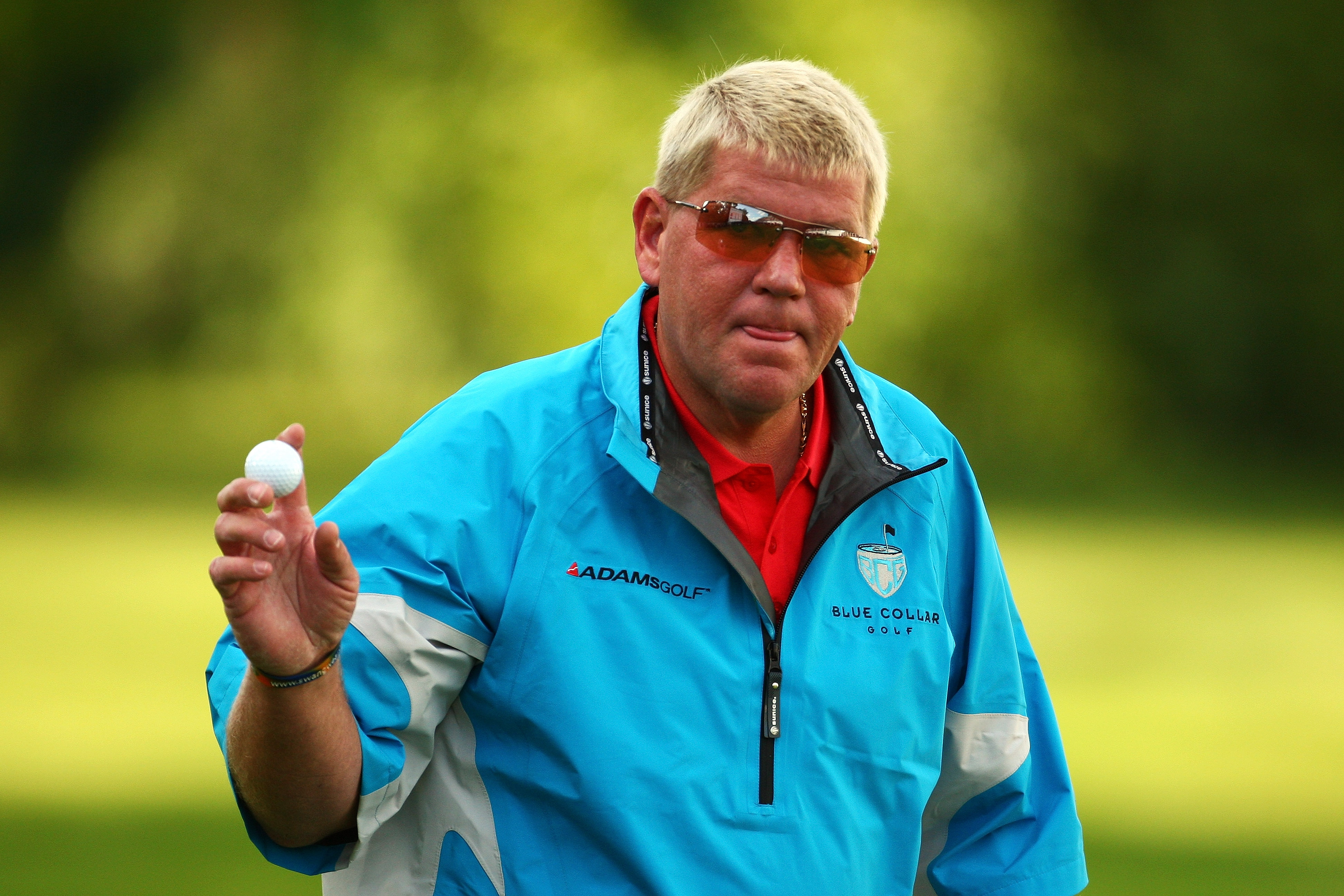"John Daly is usually a solid follow on Twitter for pictures of himself hitting a driver in a tutu, hitting a driver off a tee held in a guy's mouth and generally hitting a driver from strange places. But Daly used Twitter as a form of retaliation for Florida Times-Union reporter Garry Smits after the paper released details of John Daly's PGA Tour disciplinary file.                        ""here's the JERK who writes NON-NEWS article on debut of my show -- CALL & FLOOD his line & let's tell him how WE feel,""                       ""Over the haters – To me, this isn't journalism, it's paparazzi-like gossip. Please try harder to find some REAL news next time Gary.""                       Gnight ALL but here's GARY SMITS cell number in case you didn't get it ... non sports writer.""                       The kicker? The only way Smits got his mitts on the file was Daly's unsuccessful libel lawsuit against Smits' newspaper."