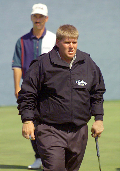 """John Daly, 1998 Greater Vancouver Open                       Daly has withdrawn from countless tournaments, but it was a case of withdrawal that earned him a spot in this gallery. At the 1998 Greater Vancouver Open, Daly suffered symptoms of alcohol withdrawal on the course, including extreme pain and chills that forced him to wear a sweater and jacket despite the 80-degree temperatures. Daly fought through his issues and completed the first and second rounds before missing the cut. """"The shakes are going to come and go,"""" Daly said. """"It's part of the program."""""""