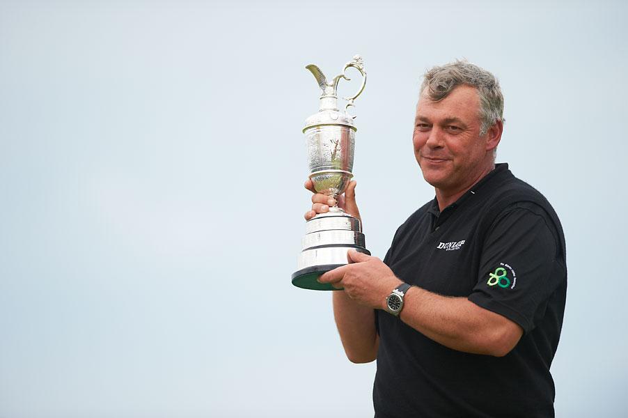 Darren Clarke, 2011 British Open