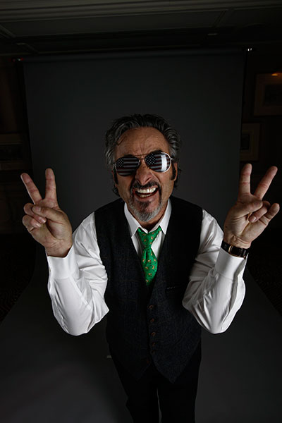 David Feherty, 55, Co-founder of Feherty's Troops First Foundation: David Feherty is a former PGA Tour pro from Northern Ireland turned writer and broadcaster for CBS Sports and Golf Channel.