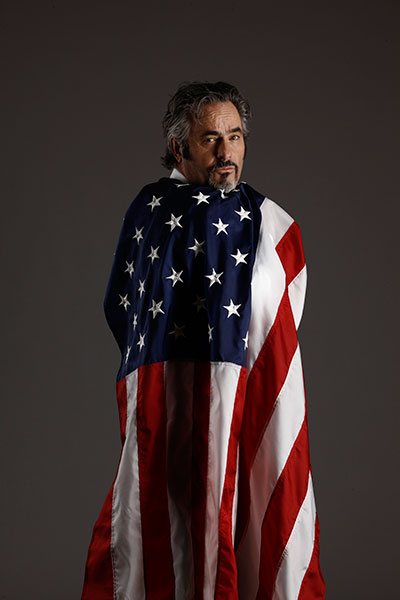Feherty started the process of becoming an American citizen in 2006 after returning home from a trip to Iraq to visit troops in Baghdad.