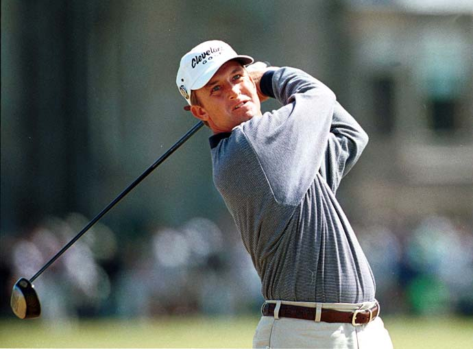 David Toms got the hang of Open Championship golf pretty quickly. He finished fourth in his Open debut at St. Andrews in 2000.