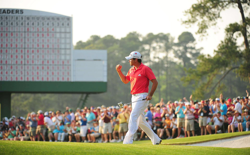 Day's most impressive performance came in April at the Masters, where he birdied 17 and 18 on Sunday to tie for the clubhouse lead before finishing T2.