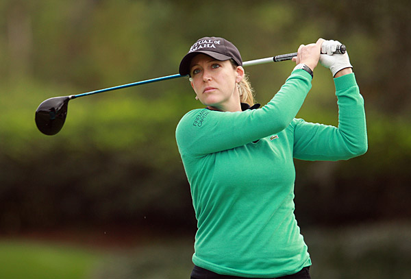 With a win at the Tour Championship, Cristie Kerr could cap a solid season in which she rose to No. 1 and won the LPGA Championship.