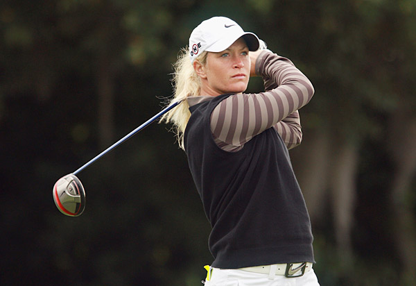 is looking for her first win of the year this week at the LPGA Tour Championship. Pettersen has six second-place finishes in 2010.