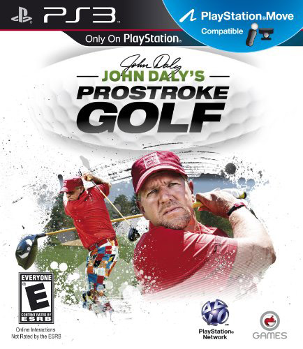 "johndalysprostrokegolf.com                       The latest golf video game to hit the market, John Daly's ProStroke Golf intends to compete with the popular Tiger Woods franchise. The game — avaiable on X-Box, PS3 and for the PC — stars John ""Grip it and Rip it"" Daly himself, and is compatible with the new PlayStation Move device, allowing players to shape shots like a pro."