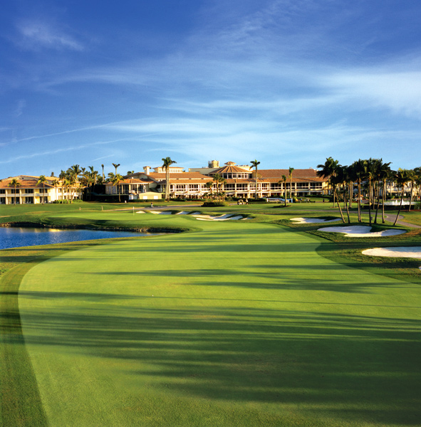 Doral Golf Resort and Spa | Miami, Fla.                       doralresort.com, Where in the World photo of the day Dec. 16