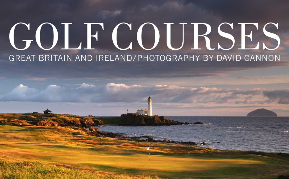 "Golf Courses: Great Britain and Ireland                       It's not cheap, but David Cannon's latest collection of course photography is stunning enough to make you forget the three-digit price tag in a hurry. With an Amazon Prime membership you can get ""Last-Minute Christmas Delivery"" as late as Friday the 23rd."