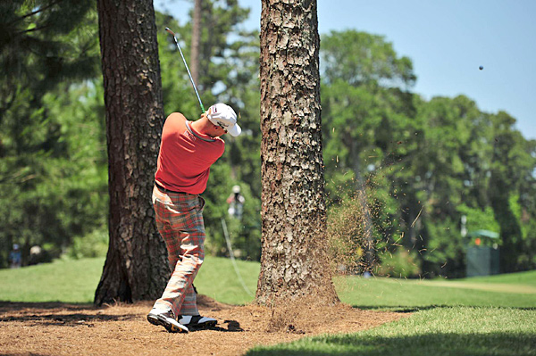 Ben Crane during the Players Championship.