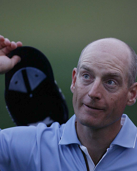 It was funnier when it happened to Jean-Paul Jean-Paul                     Jim Furyk was disqualified from the Barclays Tournament when he missed his pro-am tee time by five minutes. The culprit? His cell phone alarm, which lost power while he was sleeping.