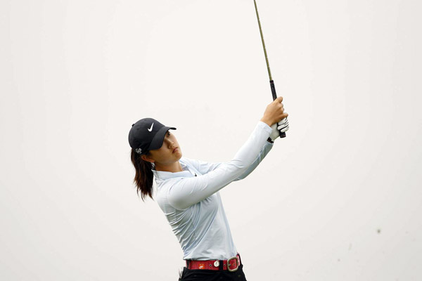 Fourth Day at LPGA Q-School                   Michelle Wie shot a four-under 68 on Saturday.