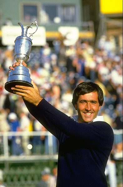 No. 9 - 1.2%                     Seve Ballesteros has multiple surgeries for brain cancer.                     Latest news on Seve                     Special Section: Seve Ballesteros