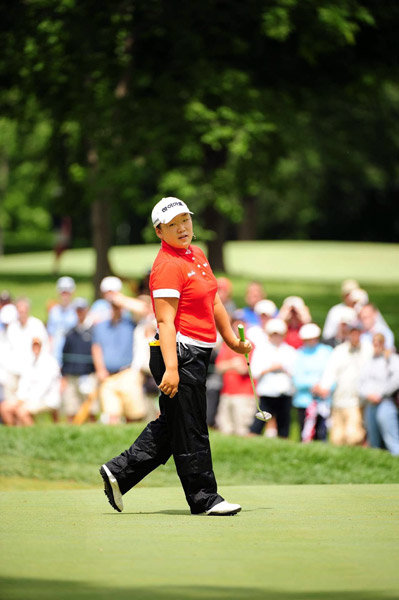 Dominators of the Year                     Based on performance against their peers, here are the                     10 most accomplished players of 2008, ranked in order of supremacy                                          By Gary Van Sickle                                          No. 1 Ji-Yai Shin                     LPGA, Korean LPGA                                          This 20-year-old phenom holds the top spot for the                     second consecutive year. She won 10 tournaments (and                     had 10 other top fives) in 30 starts on three tours. She won her first                     major title, the British Women's Open, and was the first player to sweep                     all three majors on the Korean tour. Shin also won the LPGA's season-                     ending                     ADT Championship and its $1 million first prize. She has 26                     victories in her nascent career and will officially join the LPGA in '09.
