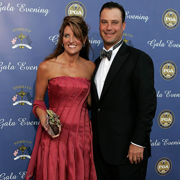 Amy DiMarco, with husband Chris DiMarco.