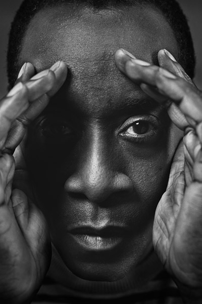 """You know what the golf                       swing is? The truth. When                       you connect with the ball—                       whether you hit it good or                       bad—the truth happens.""                                                                                            Don Cheadle, 45, is a producer, author and Academy Award-nominated actor."